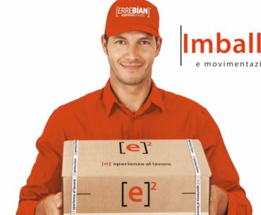 Imballaggi e movimentazione merci