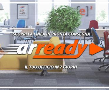 Arready – Le linee arredo in pronta consegna
